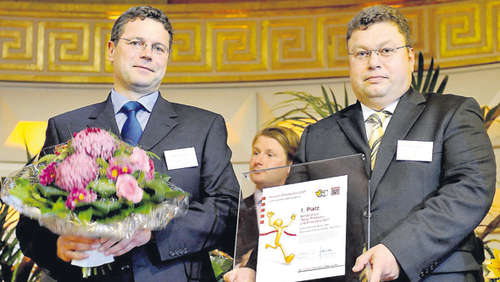 Innovationskraft aus Reddighausen