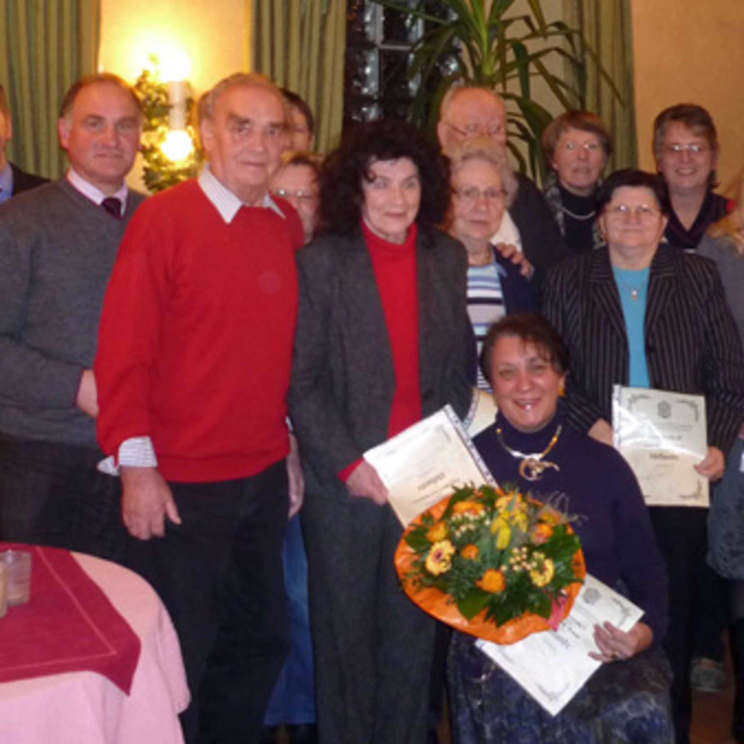 Sie Sorgen Fur Blumenpracht In Bad Arolsen Waldeck Frankenberg