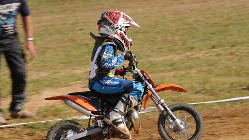 Moto-Cross-Cup ums Wirtshaus
