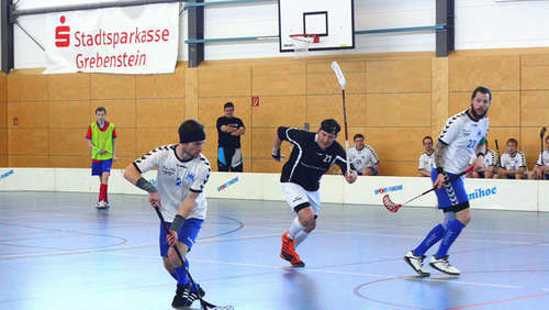 Hessischer Floorball-Pokal in Espenau