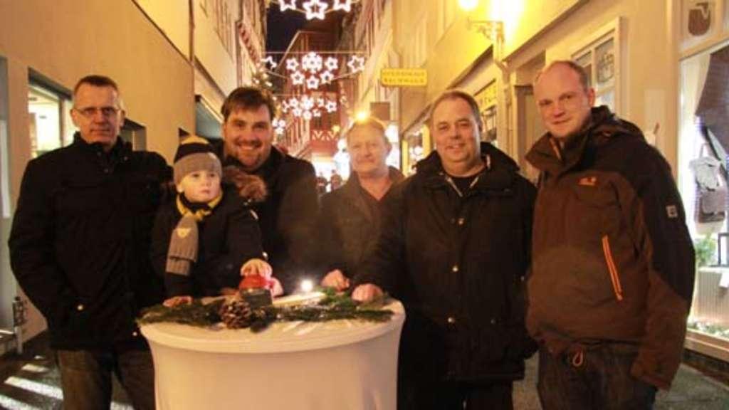 Otto Weihnachtsbeleuchtung.Eschwege Erstahlt Im Lichterglanz Werra Meißner Kreis