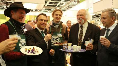 Minister mag unsere Milch
