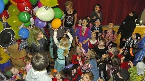 Kinderfasching in Motzfeld