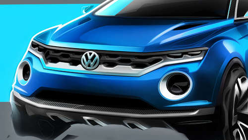 Lass es rocken! VW T-Roc