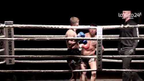 4. Fight Night 2014 - Volkmarsen