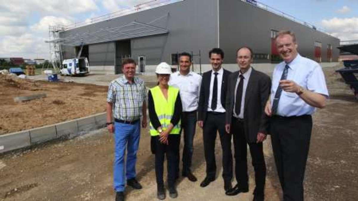 Dierichs investiert 12 Millionen Euro: Dienstleister ziehen um | Kassel