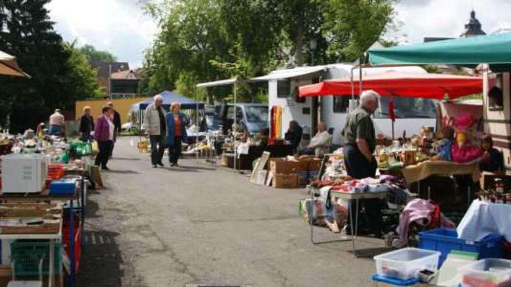 Flohmarkt Werra Meißner Kreis