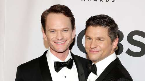 Neil Patrick Harris heiratet seinen Partner