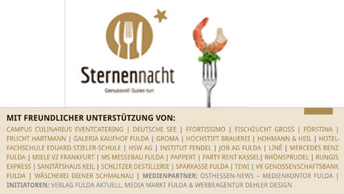 """Sternennacht 2014"" am 13. November in Fulda"