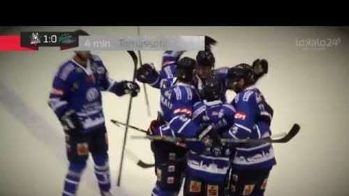 HUSKIES TV - EC Kassel vs Bietigheim Steelers, DEL 2, 27.10.2014