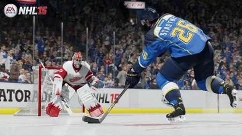 Video 1: EA SPORTS NHL 15