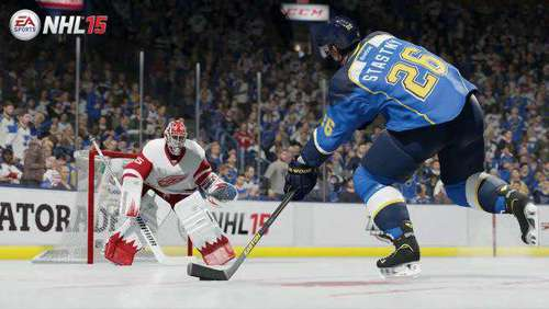 Fotostrecke: EA SPORTS NHL 15
