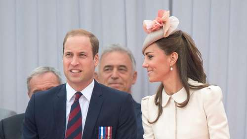 "Ohne George im ""Big Apple"": Kate und William in New York"