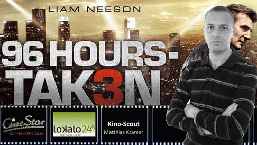 Kinoscout: 96 hours - Taken 3