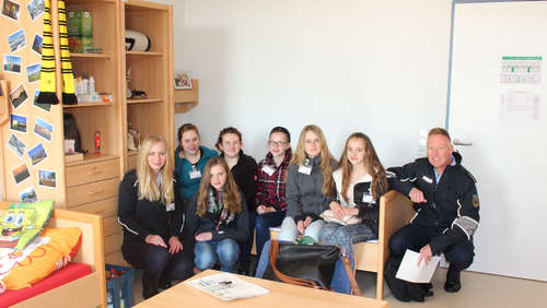Fotostrecke: Spannender Girls Day bei der Bundespolizei