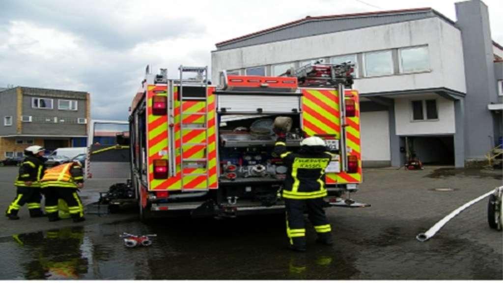 Feuer In Leipzig Heute