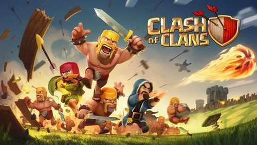 "Fotostrecke: ""Clash of Clans"": Kinder tappen in Schuldenfalle"