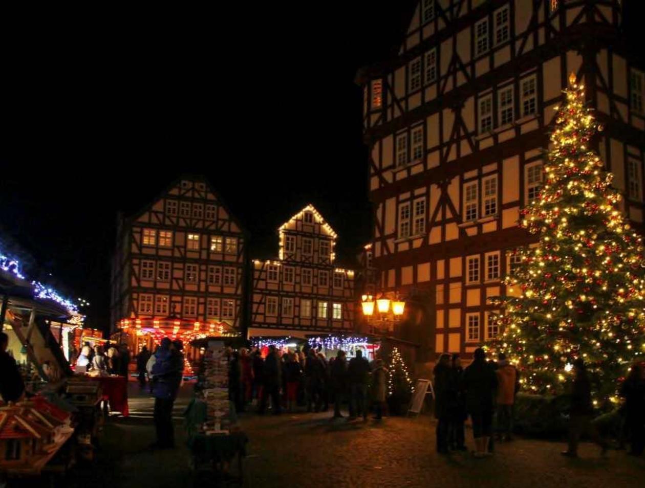 Weihnachtsmarkt Melsungen.Winterwald Weihnachtsmarkt In Melsungen Startet Am Freitag Heimat
