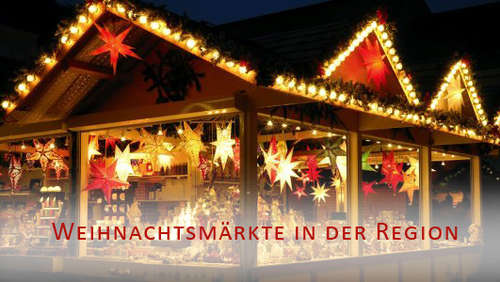 Adventsmarkt in Spangenberg