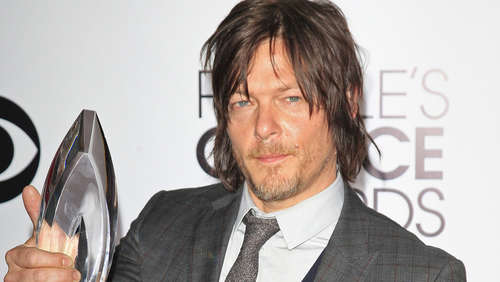 "Beiß-Attacke auf ""The Walking Dead""-Star Norman Reedus"