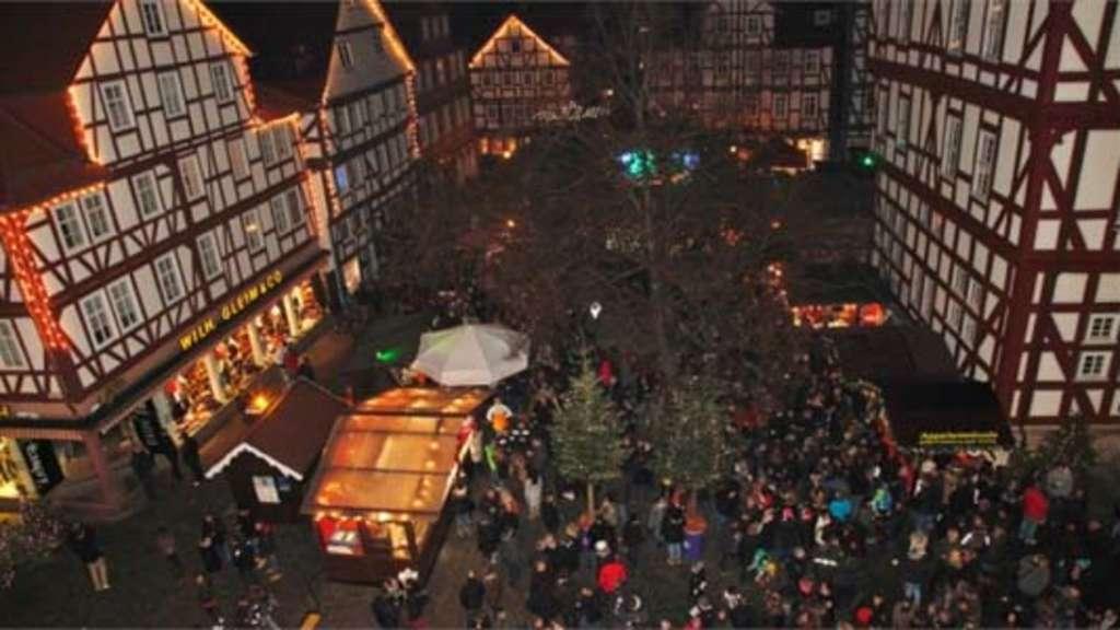Weihnachtsmarkt Melsungen.Melsunger Weihnachtsmarkt Berauschender Auftakt Mit Epaper
