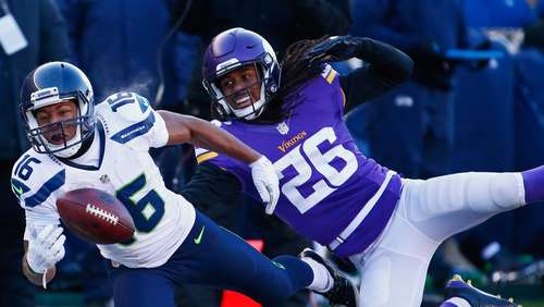 NFL-Playoffs: Seattle gewinnt Kälte-Krimi in Minnesota