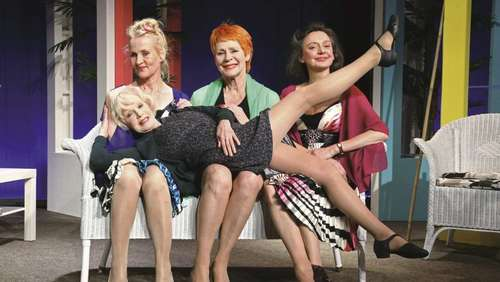 "Bühnenversion des Serienhits ""Golden Girls"" im Star-Theater"