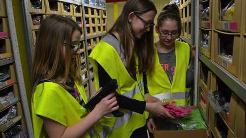 Girls' & Boys' Day bei Amazon in Bad Hersfeld