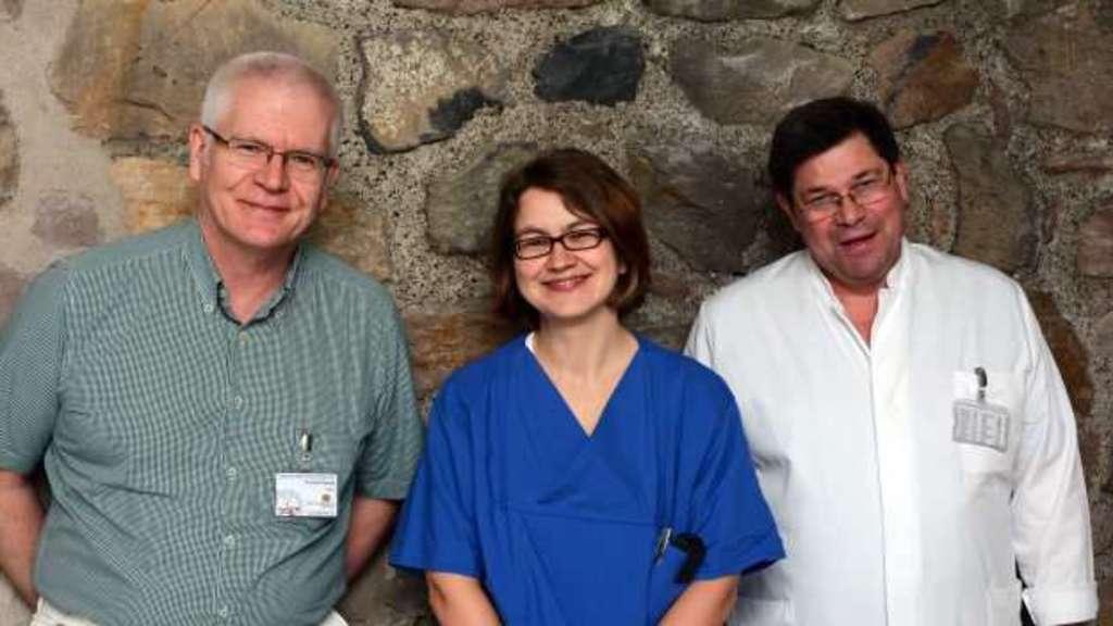 Hospital Zum Heiligen Geist Offene Tür Auf Entbindungsstation