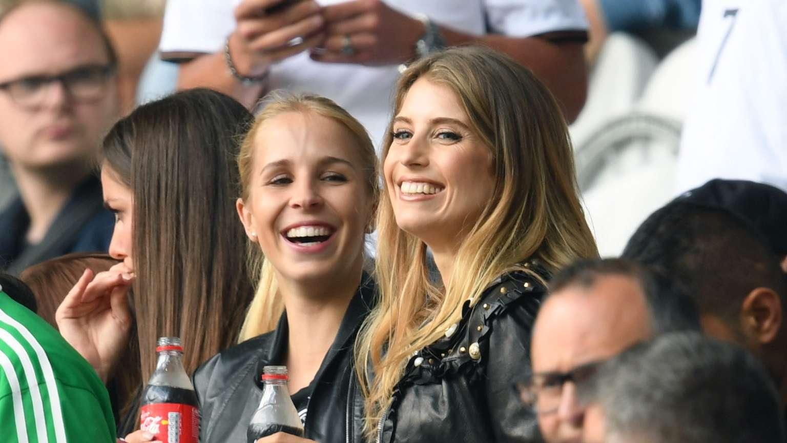 EM 2016: Manuel Neuer stellt Rekord auf - Freundin Nina