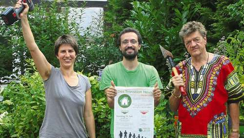 "Transition Town hat viele Ideen: ""Open Space"" am 17. Juli"