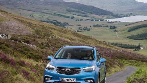 Opel Mokka X kommt am 24. September