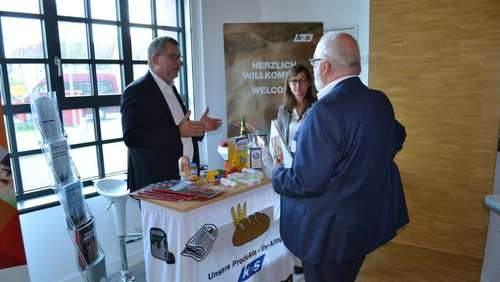 Fotostrecke: 1. Regionales Kooperationsforum in Bad Hersfeld