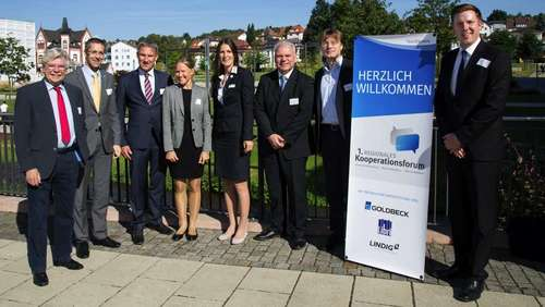 1. Regionales Kooperationsforum in Bad Hersfeld