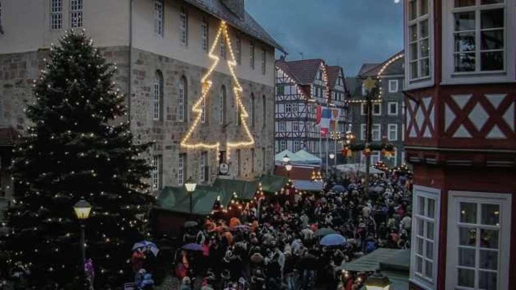Dagobertshausen Weihnachtsmarkt.Spangenberg Und Felsberg Feiern Am Wochenende Adventsmarkt Heimat