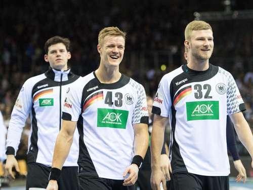 Handball-Nationalteam in guter WM-Form