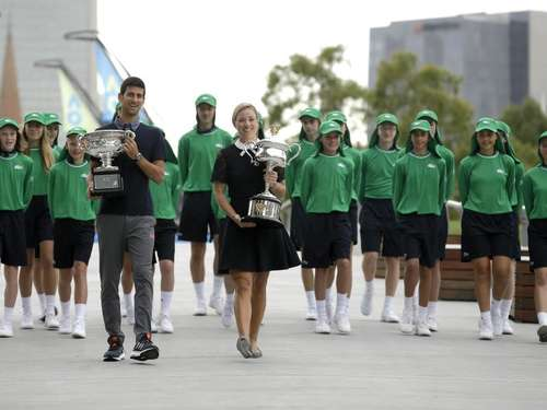 Die Favoriten der Australian Open