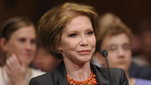 Amerika trauert um TV-Star Mary Tyler Moore
