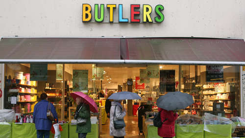 Butlers meldet Insolvenz an