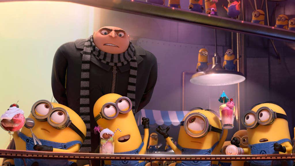 Die Minions Der Film