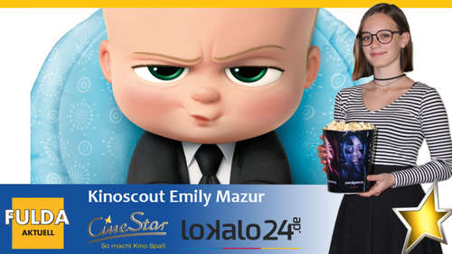 "Kinoscout-Kritik: ""The Boss Baby"""