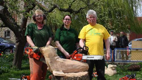 Am Wochenende: Traditionelle April-Fest-Tage bei Dobel in Mühlhausen