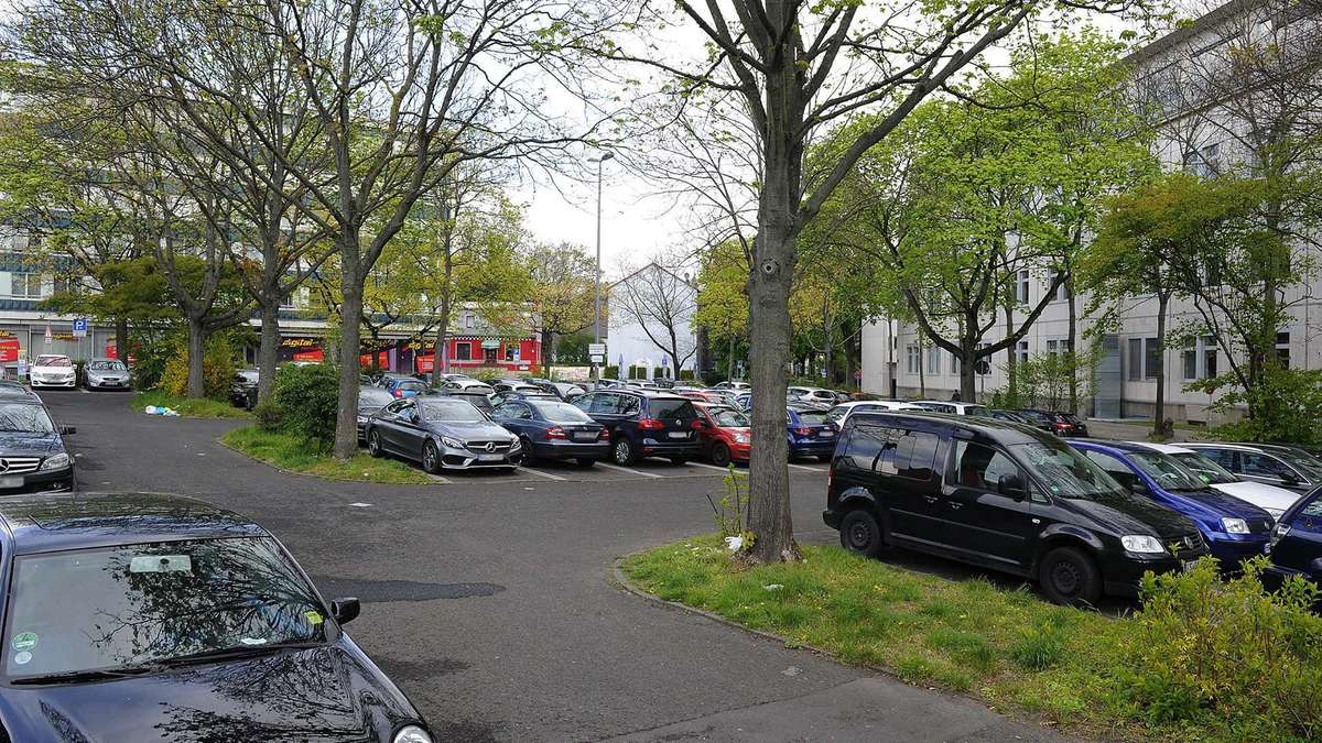 Parkplatz Kassel
