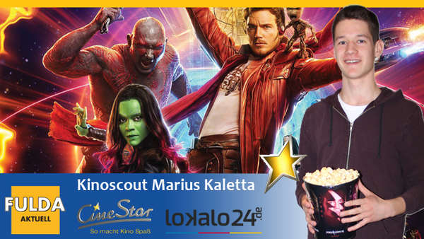 "Kinoscout: ""Guardians of the Galaxy Vol. 2"" (Kritik 1)"