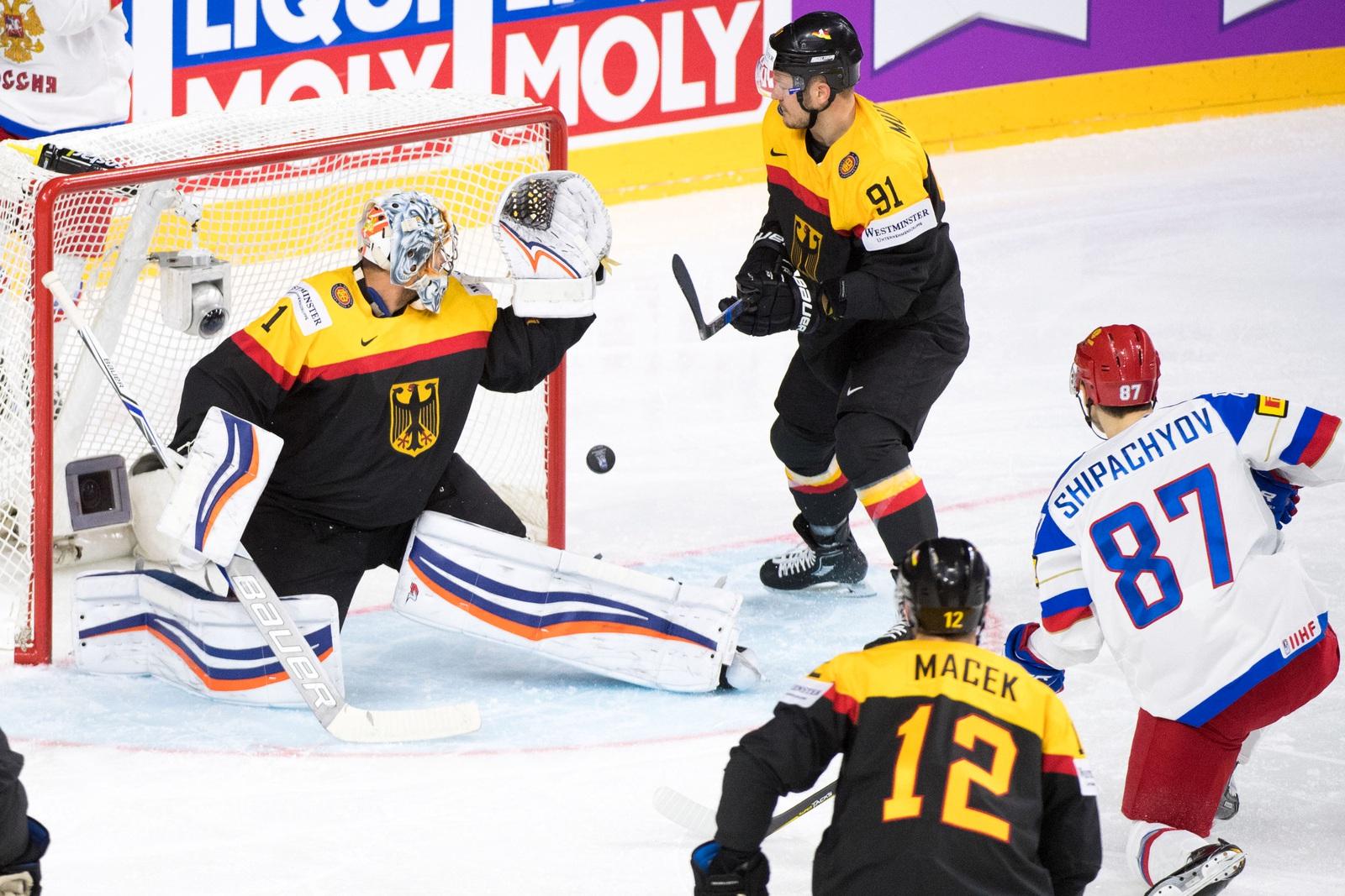 russland gegen deutschland eishockey