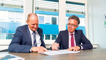 """Zufall"" plant neues Logistic-Center"