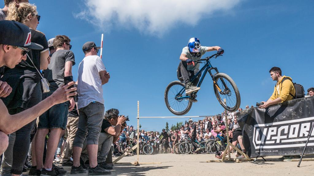 iXS Dirt Masters Festival 2017 in Winterberg.