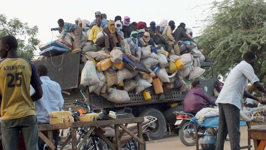 Migranten in Niger