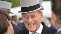 Happy Birthday, Prinz Philip! Der coolste Royal ist 96