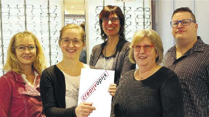 Creativ Optik ist der LowVision-Partner in der Region